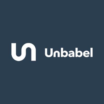 Unbabel's logo