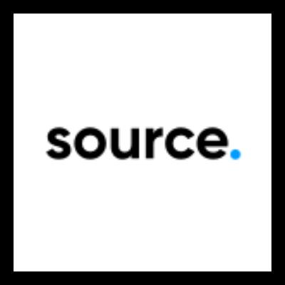 Source.com's logo