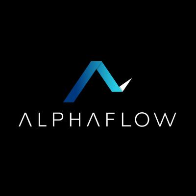 AlphaFlow's logo