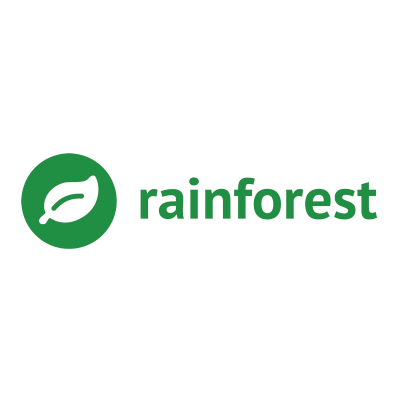 Rainforest's logo