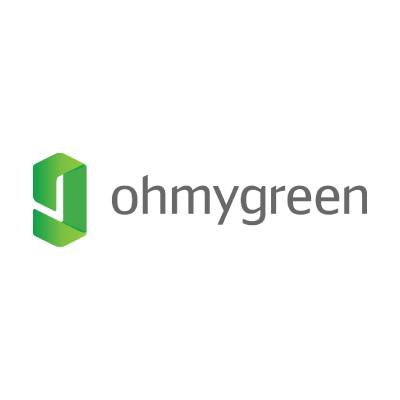 Ohmygreen's logo