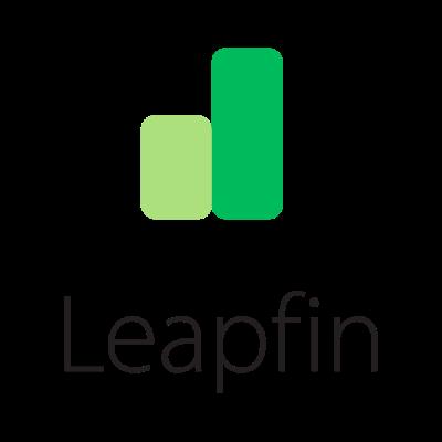 Leapfin's logo