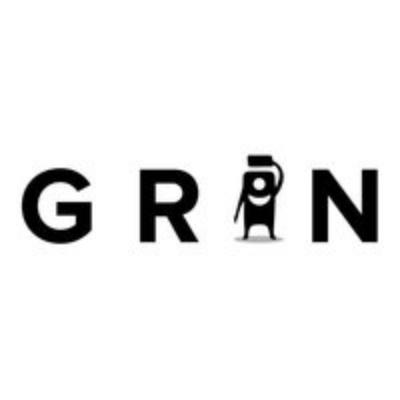 Grin's logo