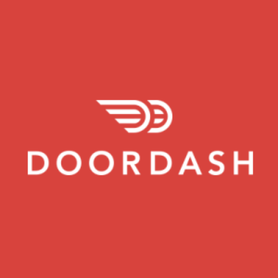 DoorDash's logo