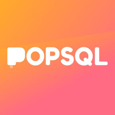 PopSQL's logo