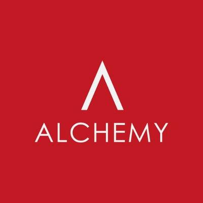 Alchemy's logo