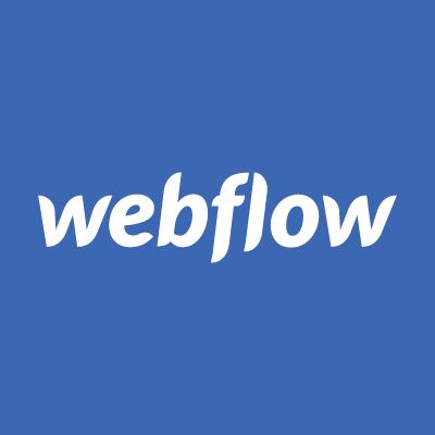 Webflow's logo