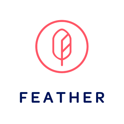 Feather's logo