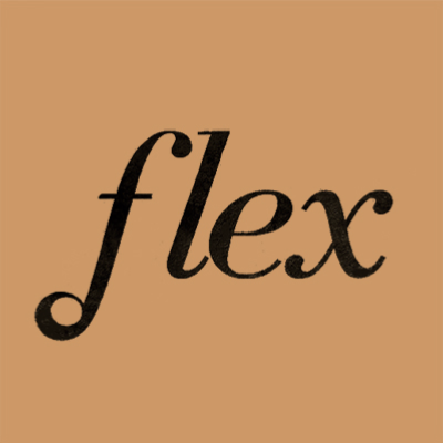 The Flex Company's logo