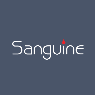 Sanguine's logo