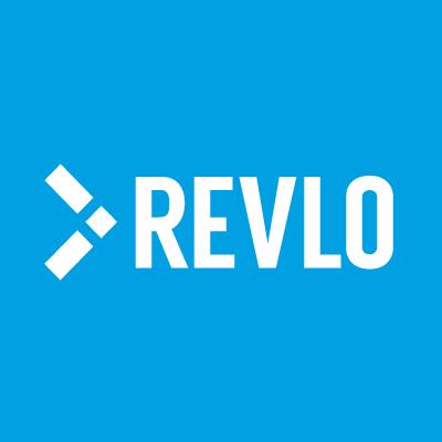 Revlo's logo