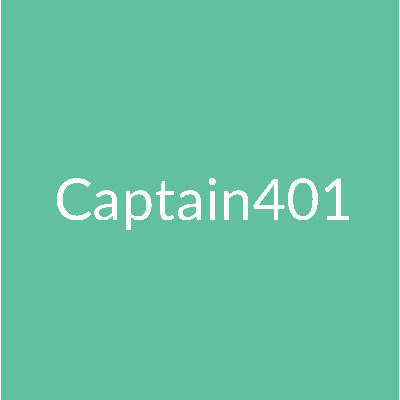 Captain401's logo
