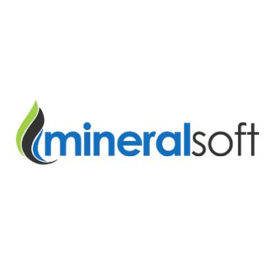 MineralSoft's logo