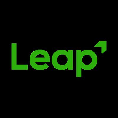 Leap Financial's logo