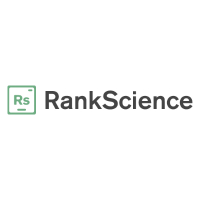 Rank Science's logo