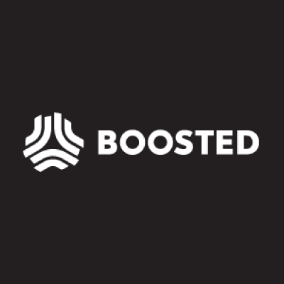 Boosted's logo