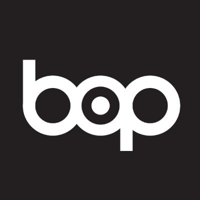 Bop.fm's logo