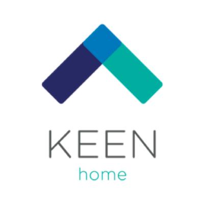 Keen Home's logo