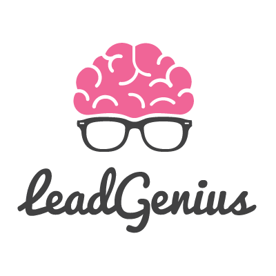 LeadGenius's logo