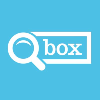 Qbox's logo