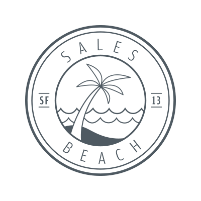 Sales Beach's logo