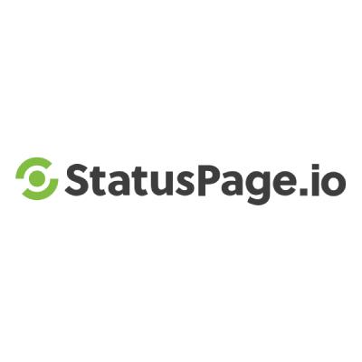 StatusPage.io's logo