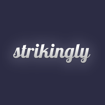 Strikingly's logo