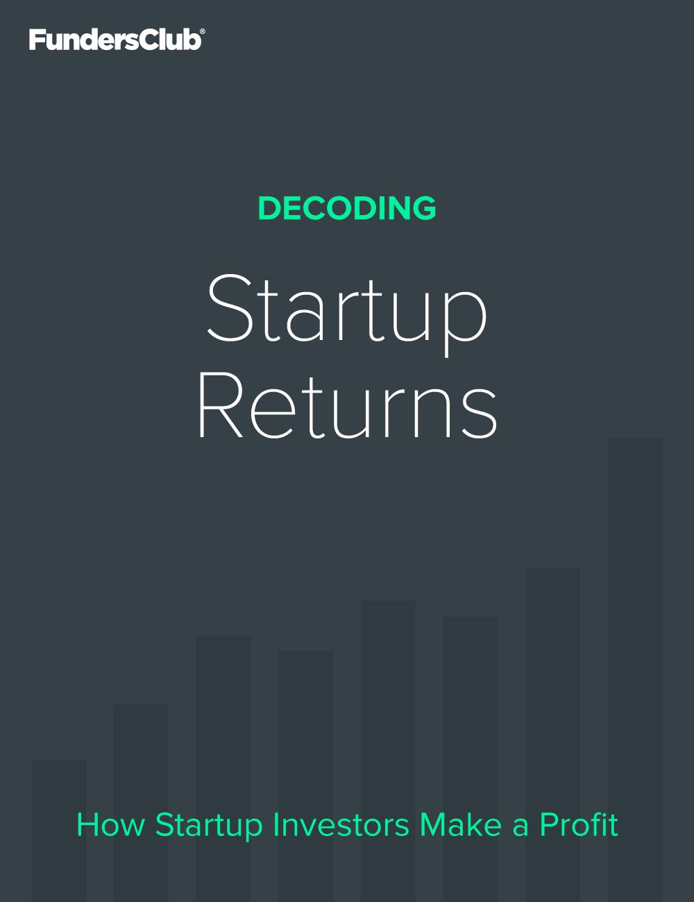 Decoding Startup Investment Returns